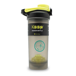 BOTELLA SPORT SHAKER - KEEP