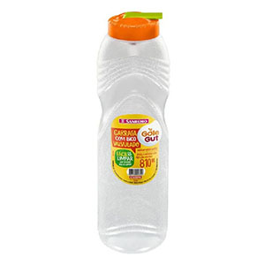 BOTELLA SPORT CON VALVULA  750 ML - GOLE GUT